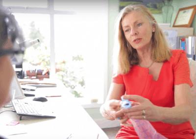 Consultation with Sharon Erdrich