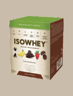 IsoWhey Complete Sachets
