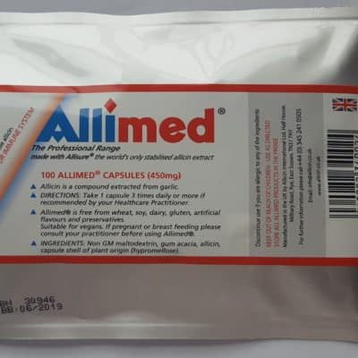 Allimed Allicin 450mg