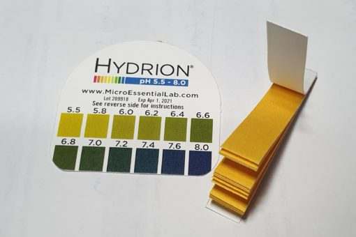 pH Testing paper