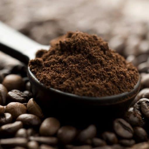 Medium Beans-Ground Coffee