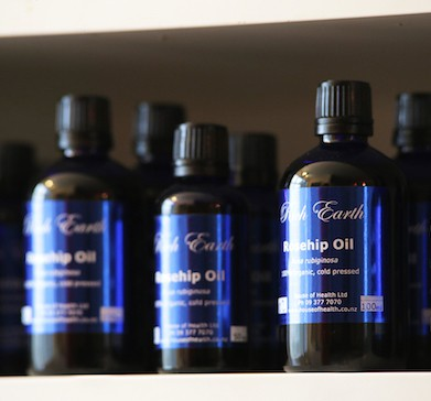 Rich Earth Oils