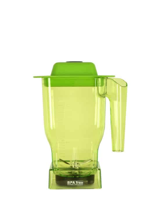 Green BPA free 1.5L B-jar