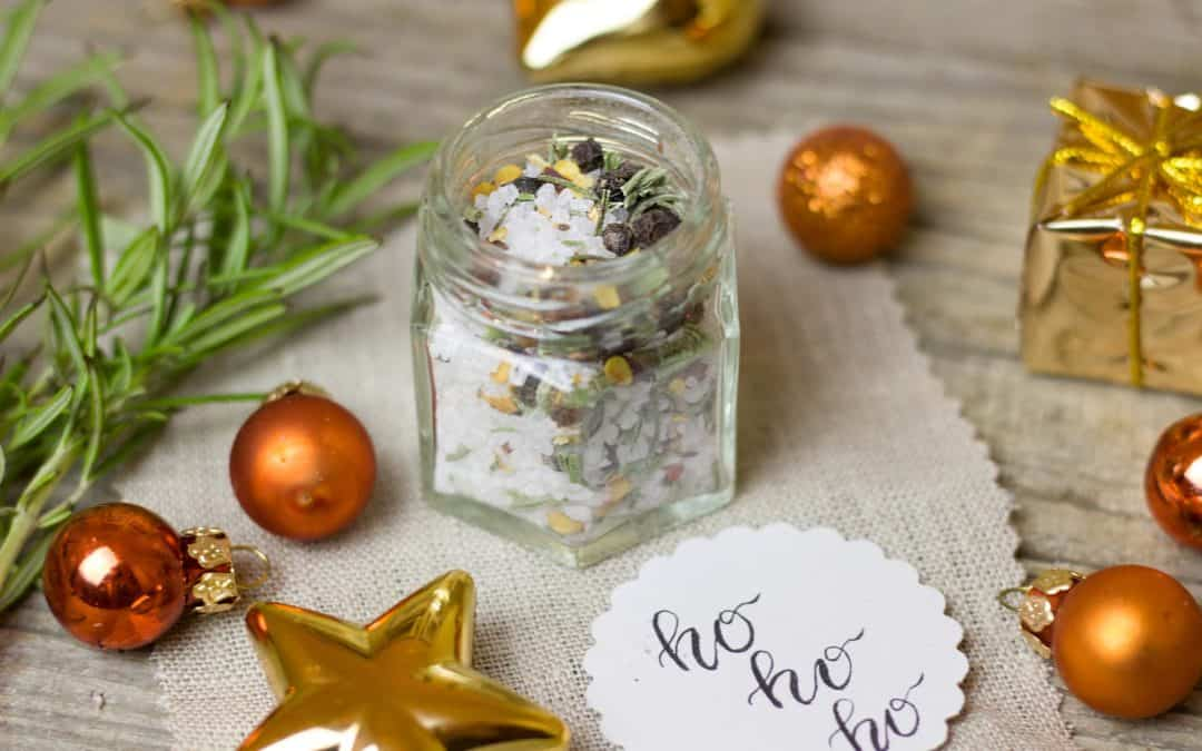 4 Homemade Christmas Gifts to make in your Omniblend