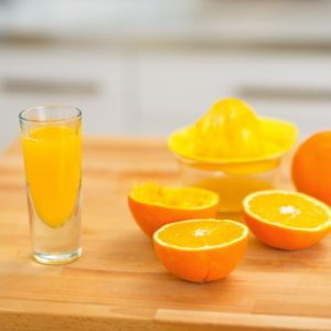 citrus fruit for vitamin C