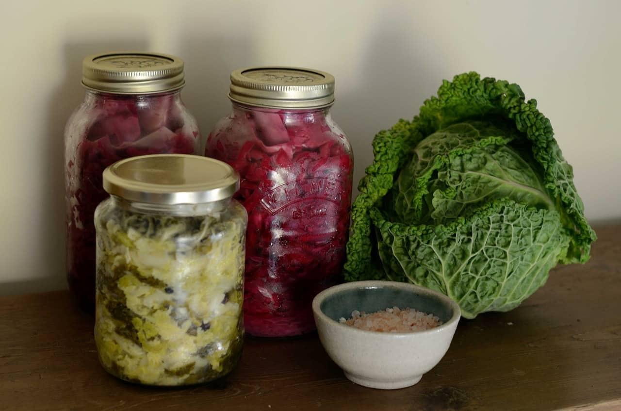 fermented foods sauerkraut