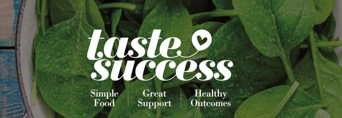 Taste success nutrition program