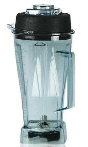 2L polycarbonate jar